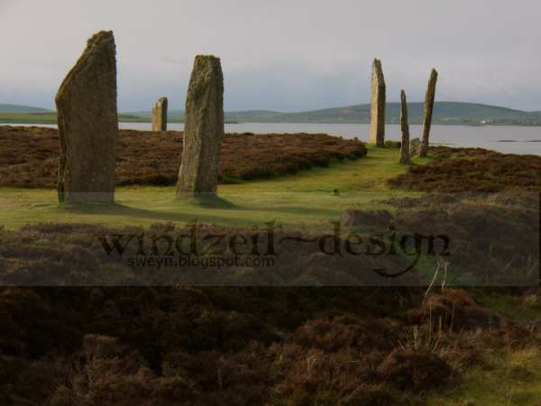 Ring of Brodgar,Orkney