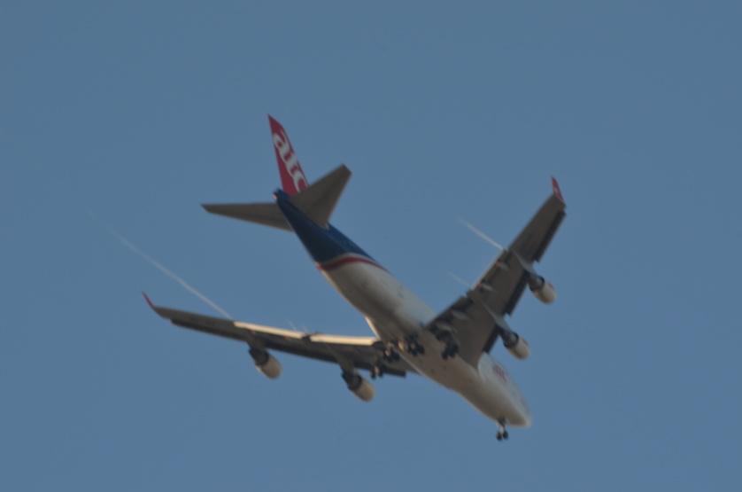 Flugzeug Hahn